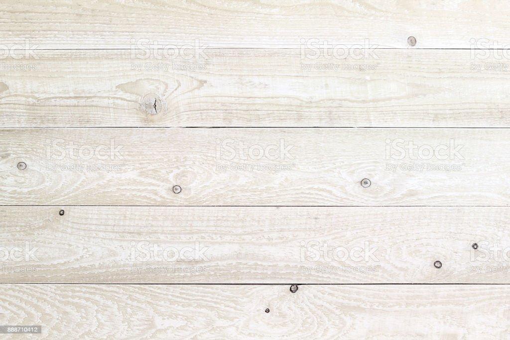 Hölzerne Arbeitsplatte aus den Brettern aus Kiefer als Hintergrund - Lizenzfrei Bauholz-Brett Stock-Foto