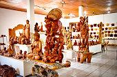 Mayan figurine