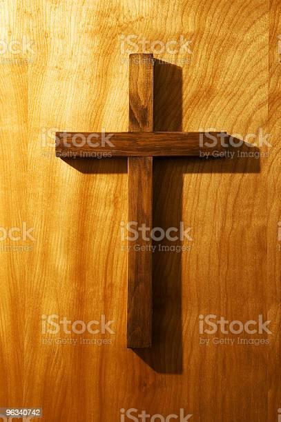 Drewniany Krzyż - zdjęcia stockowe i więcej obrazów Kościół
