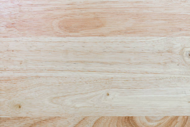 Planche à découper en bois. - Photo