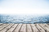 istock wooden deck by the sea 962562424
