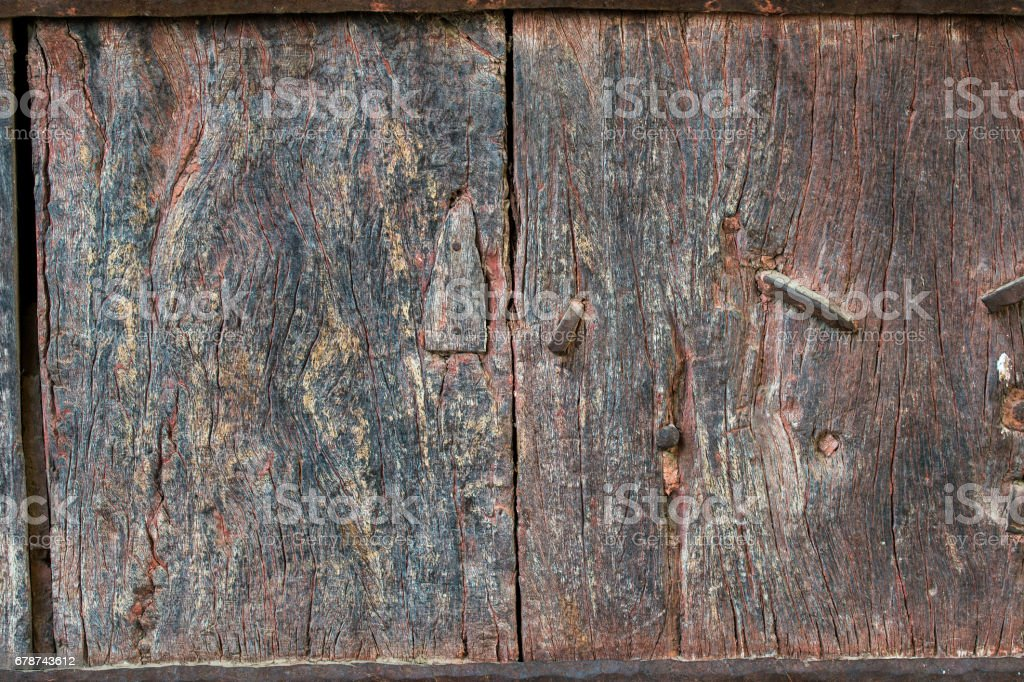 Ahşap kapılar dokulu, ahşap kapı arka plan kavramı royalty-free stock photo