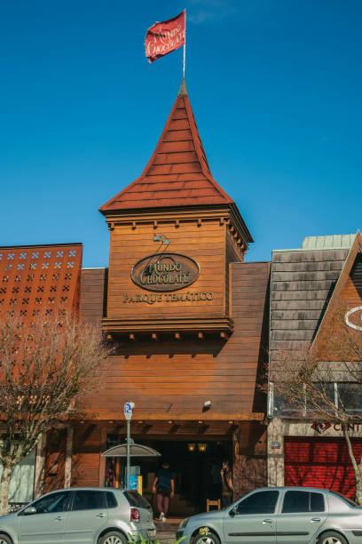 Wooden facade of chocolate world store in gramado picture id1193972003?b=1&k=6&m=1193972003&s=612x612&w=0&h=jxb6g4i9drixmjfe rugu0l4y ke0v9bdk6ogtdasoa=