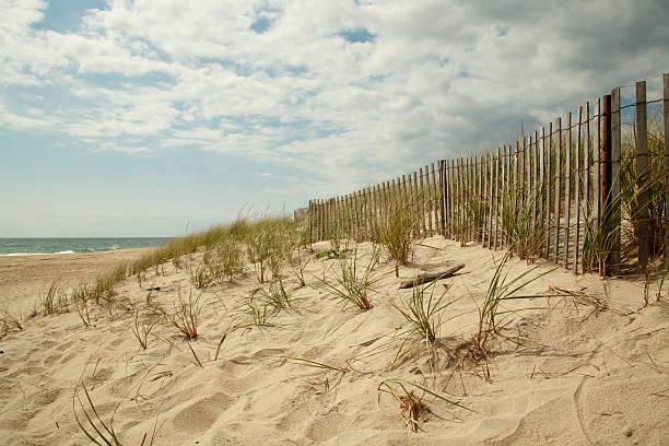 Wooden fence running along dunes picture id172412673?b=1&k=6&m=172412673&s=612x612&w=0&h=k9ujofztz6zrzv0sjvluwdao0d bsqxit1v6deftuu8=