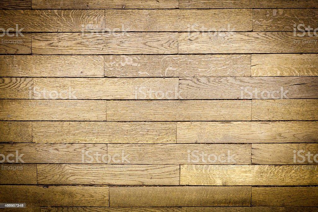 Wooden floor background stock photo