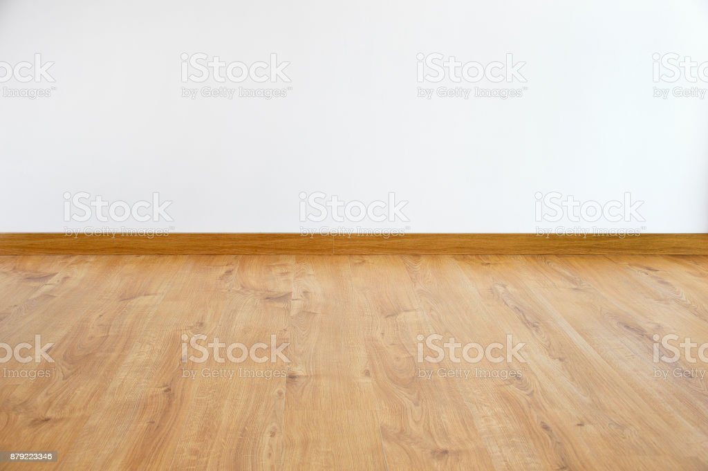wooden floor - Royalty-free Apartment Stock Photo
