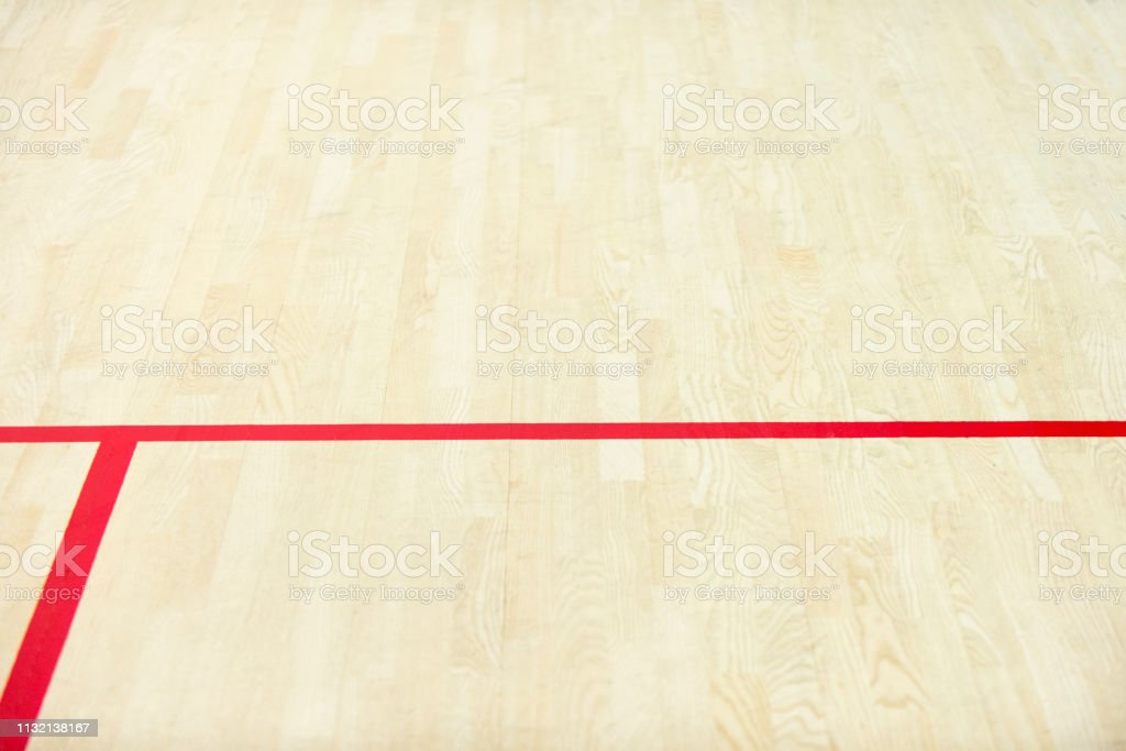 wooden floor volleyball, basketball, badminton, futsal, handball...