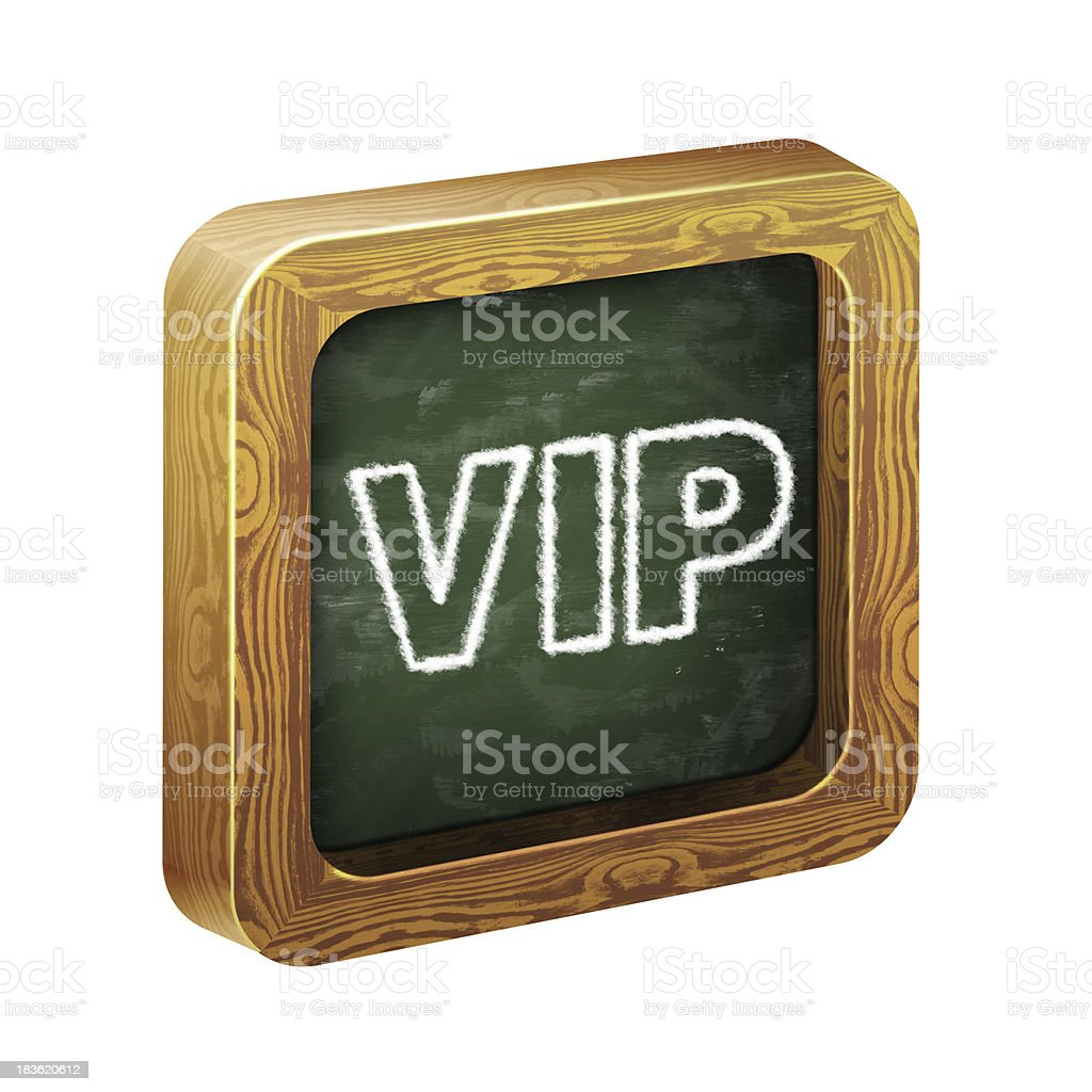 wooden frame of the icon, chalk hand-painted stock photo