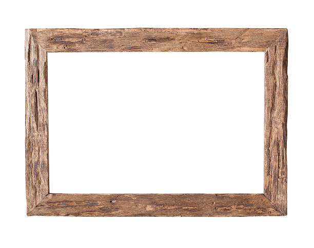 wooden frame - frame bildbanksfoton och bilder