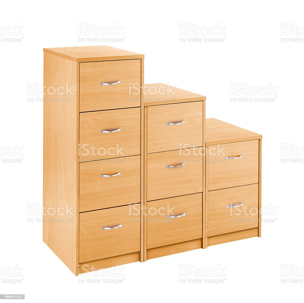 wooden furniture for badroom stock photo