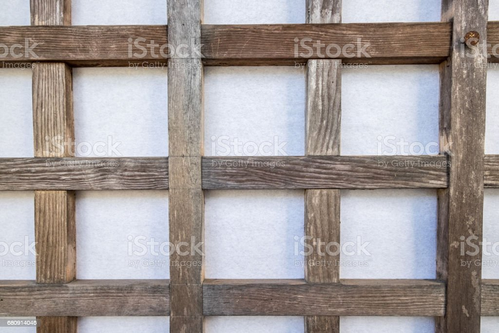 wooden greed royalty-free stock photo