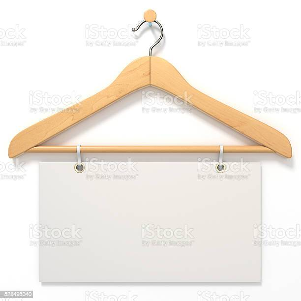 Wooden hanger with blank tag 3d picture id528495040?b=1&k=6&m=528495040&s=612x612&h=nr8dc7ewhly8tinp4foph7eogaub8 q11 ecby4orp4=
