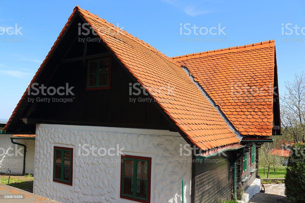 Wooden house Österreich – Foto