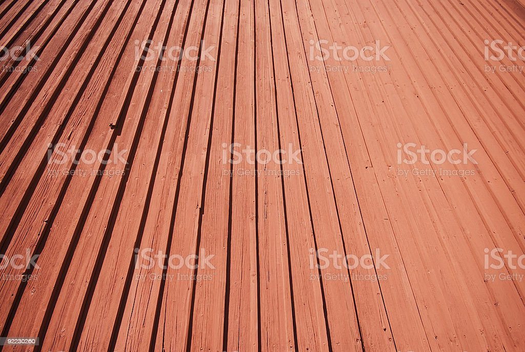 Wooden lines stock photo