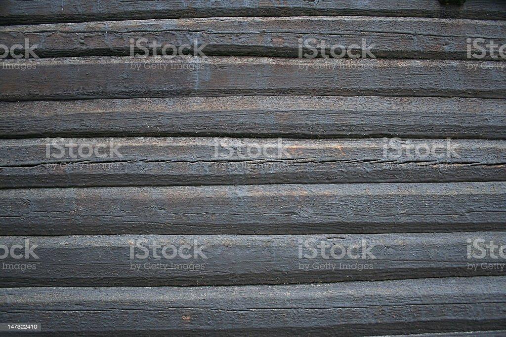Wooden , lumber wall stock photo