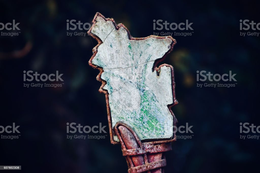 Wooden maps of Bangladesh isolated photograph royalty-free stock photo