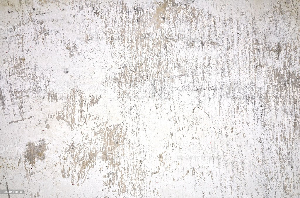 Wooden old graywhite painted background stock photo