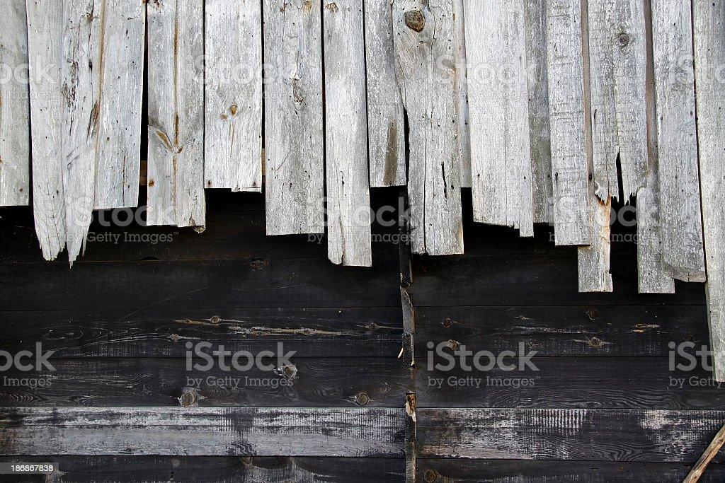 Wooden panels background stock photo