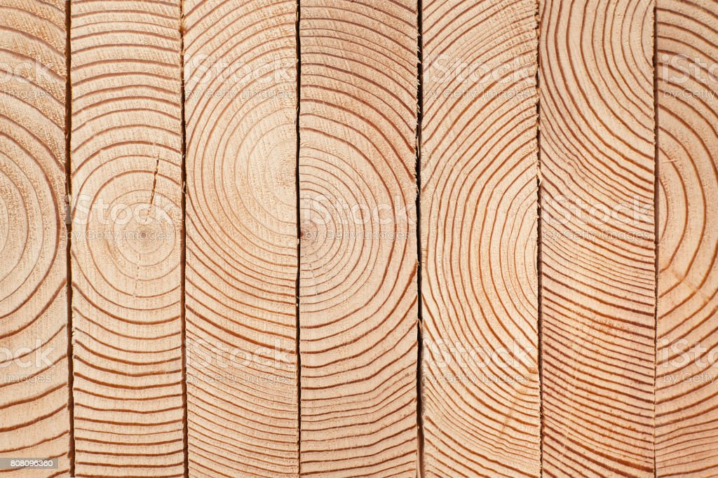 wooden plank stack stock photo