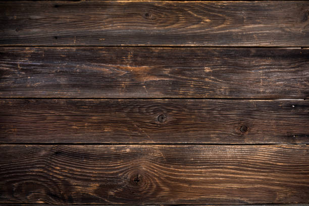 Wooden planks background,design mock up - foto stock