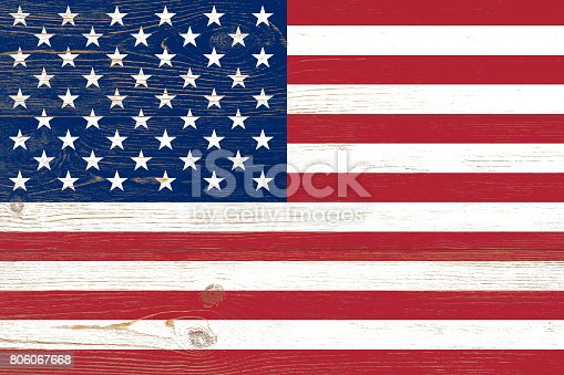 istock wooden planks painted us flag 806067668