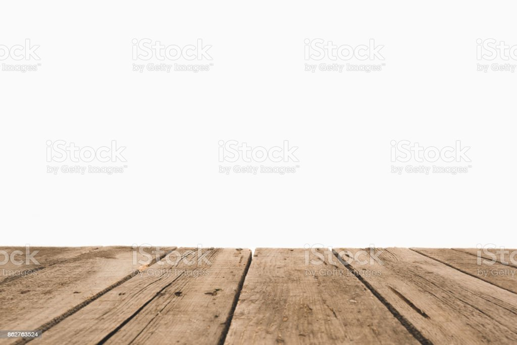 wooden planks surface stock photo
