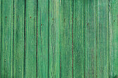 istock wooden planks, wood background, green 544963532