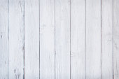 istock wooden planks, wood background, white, grey 533335742