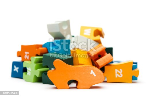 istock wooden puzzle 153505499