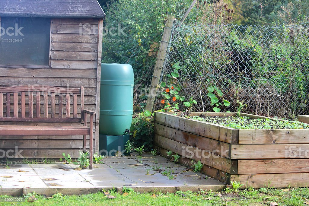 Cool Wooden Raised Beds In Allotment Vegetable Garden Shed Bench Gmtry Best Dining Table And Chair Ideas Images Gmtryco