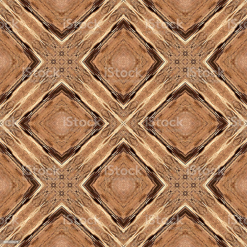 Wooden seamless background or texture stock photo