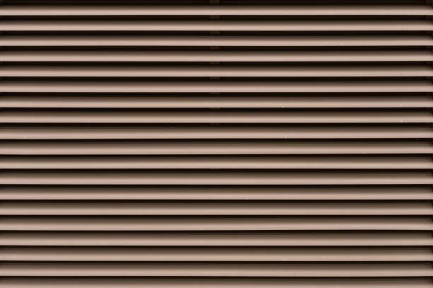 wooden shutters closeup. may use as background - com portada imagens e fotografias de stock