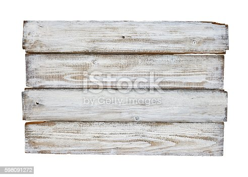 istock wooden sign background message 598091272