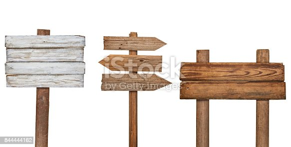 istock wooden sign background message rope chain hanging 844444162