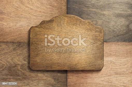 istock wooden sign board 994132324