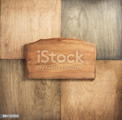 istock wooden sign board 994132504