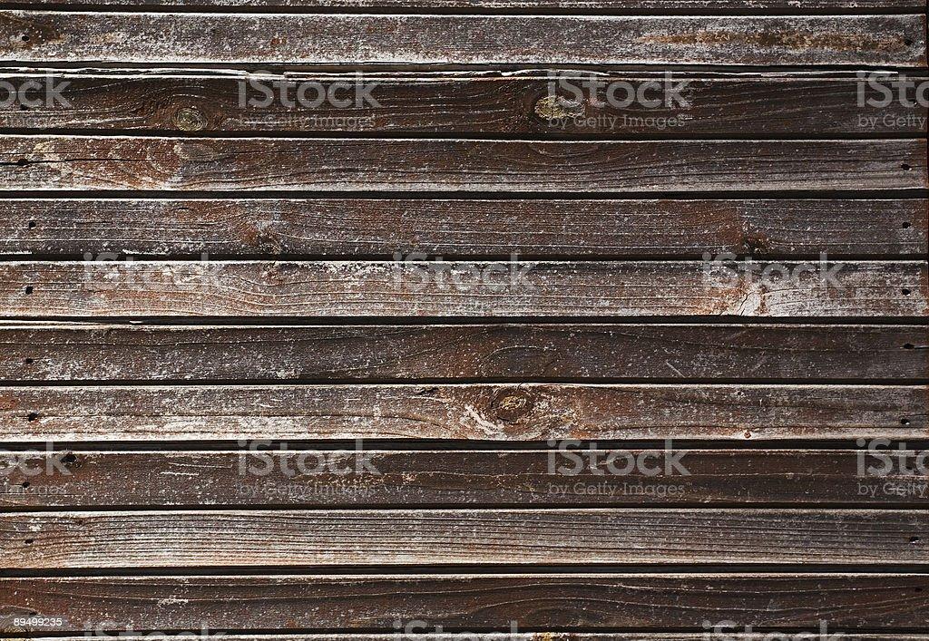 Ossatura in legno foto stock royalty-free