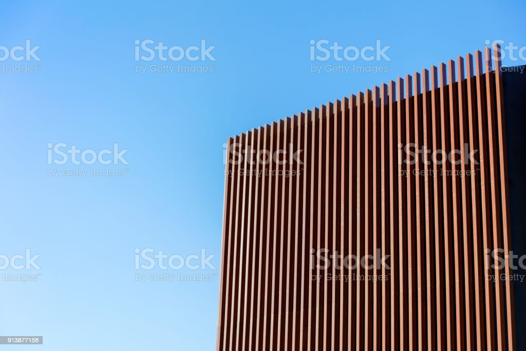 wooden structure - Royalty-free Architecture Stock Photo