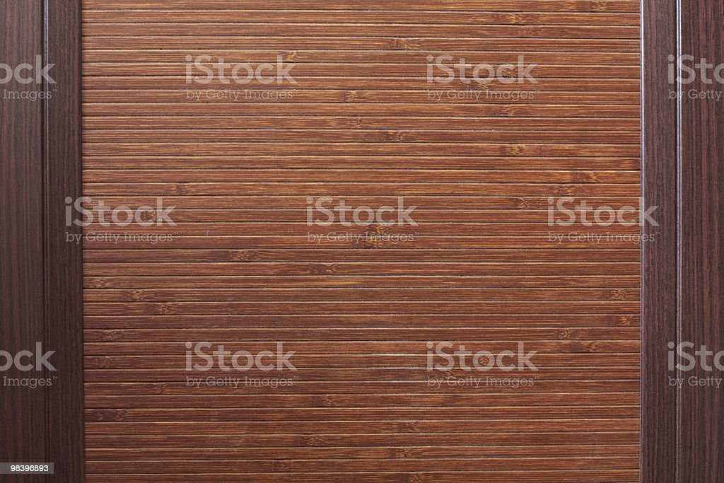Wooden structure royalty-free stock photo