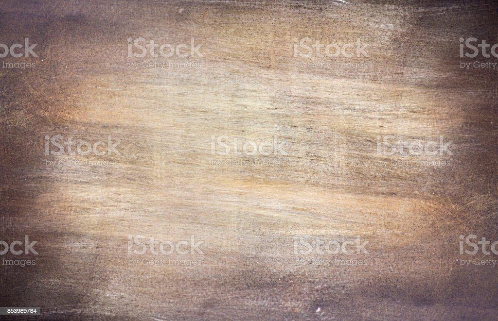 Superfície de madeira com luz-cor marrom - foto de acervo