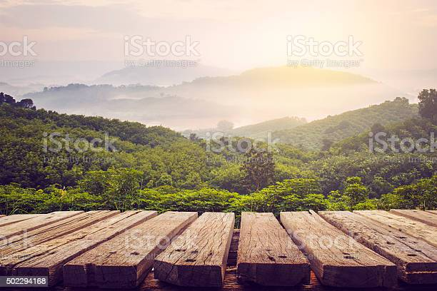 Wooden table and view of mountain picture id502294168?b=1&k=6&m=502294168&s=612x612&h=ee73idy 9y00 1uh7gpa xojbneqay5vs7dxibqm3os=