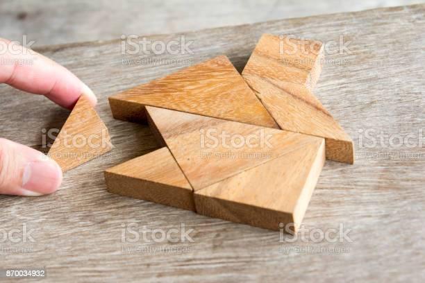 Wooden tangram puzzle wait to fulfill home shape for build dream home picture id870034932?b=1&k=6&m=870034932&s=612x612&h=j7wcluqs8b9gxioiuleqdtzpz8p6dbvjziidqtqgqni=