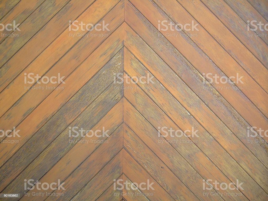 Wooden texture, diagonal royalty-free stock photo
