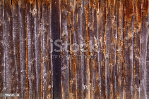 wooden texture of boards in old paint,pastel wood planks texture background .
