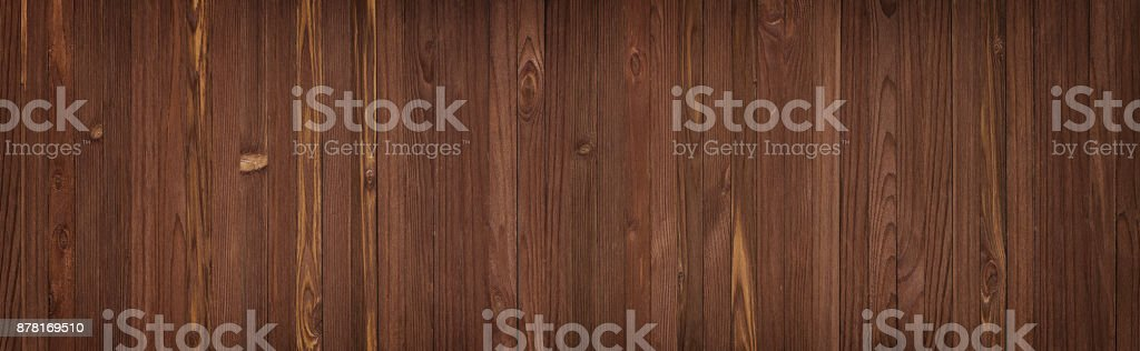 Wooden Texture Of The Kitchen Table Panoramic Highresolution