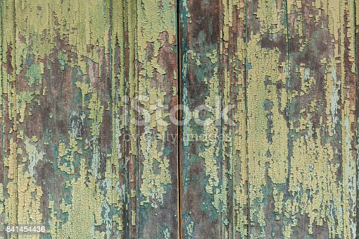 wooden texture of boards in old  paint,pastel wood planks texture background