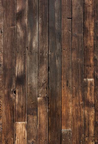 Vertical blank wooden texture