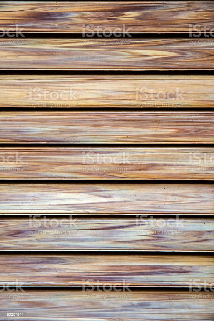 Wooden texture wall stock photo