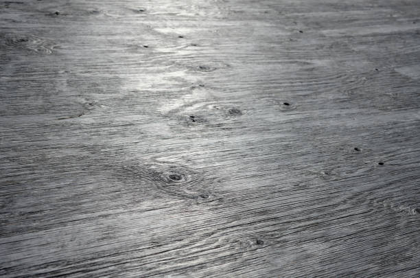 Wooden texture / weathered plank stock photo