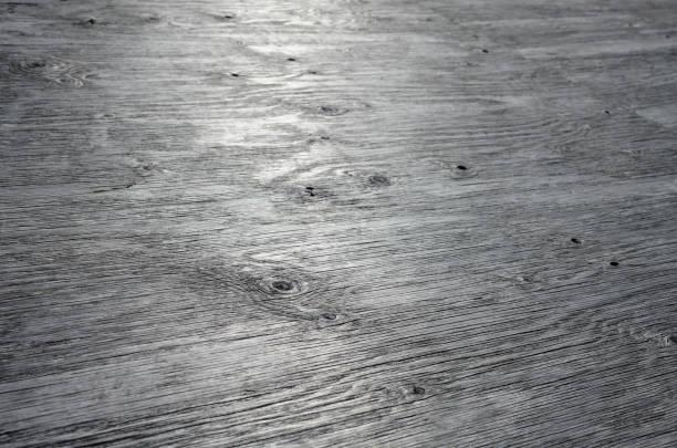 Holztextur / verwitterte Planke – Foto
